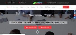 Nil?fer Web Site Tasarım