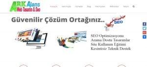 Atalya Web Site Tasarım